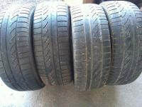 4 anvelope iarna 205/55 R16  CONTINENTAL WinterContact
