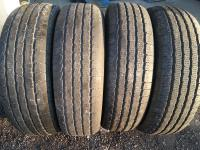 4 anvelope Mixte 235/70 R16  KUMHO RADIAL 798 PLUS